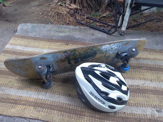 skateboard + casco foto-1608