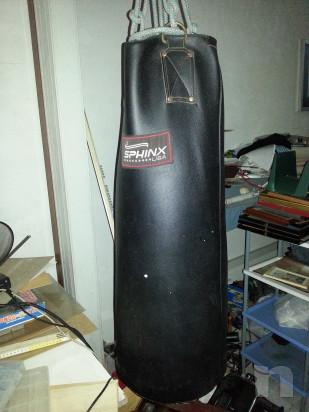 Guantoni da box Leone e sacco per box foto-16084