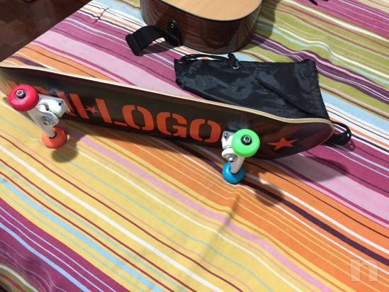 Skateboard minilogo foto-1613