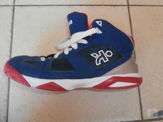 scarpe basket Kipsta ragazzo taglia 38 foto-30689