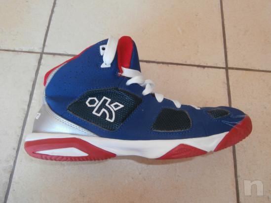 scarpe basket Kipsta ragazzo taglia 38 foto-30688