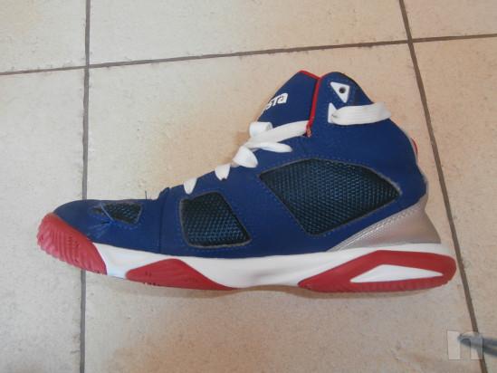 scarpe basket Kipsta ragazzo taglia 38 foto-16131