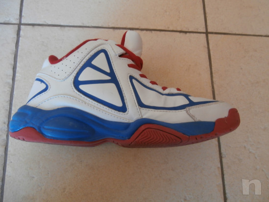 scarpe basket Champion bambino taglia 36 foto-16132