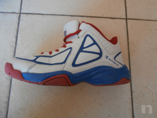 scarpe basket Champion bambino taglia 36 foto-30692
