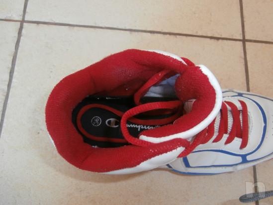 scarpe basket Champion bambino taglia 36 foto-30694