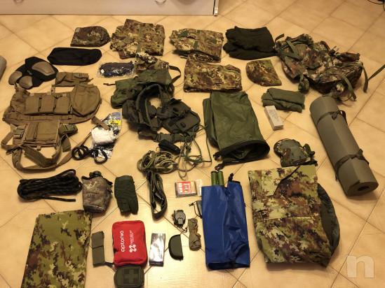 Attrezzatura softair/ addestramento ks esercito  foto-30712