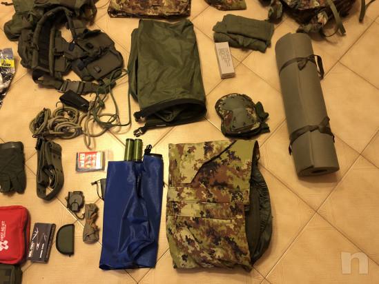 Attrezzatura softair/ addestramento ks esercito  foto-30713