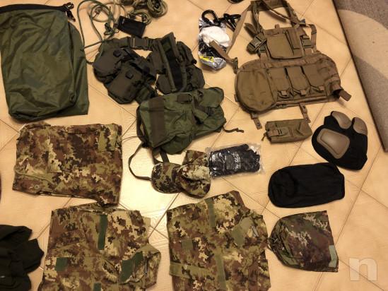 Attrezzatura softair/ addestramento ks esercito  foto-30714