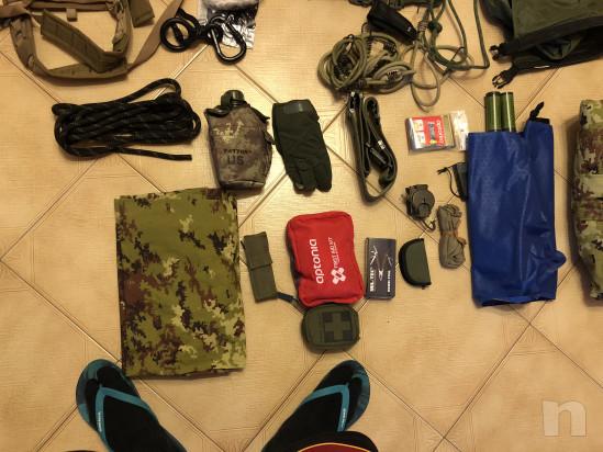 Attrezzatura softair/ addestramento ks esercito  foto-16145