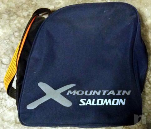 Salomon scarponi da sci foto-30735