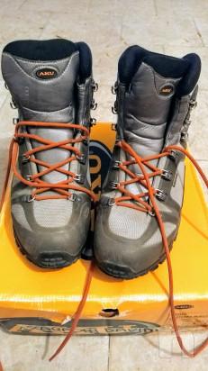 Scarpone trekking AKU  41 1/2 foto-16182