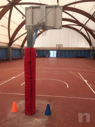 Impianto completo basket foto-16185