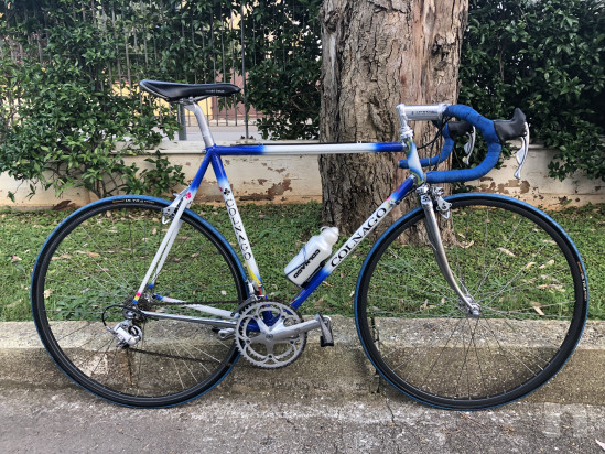 Bici da Corsa epoca Colnago Master foto-16317
