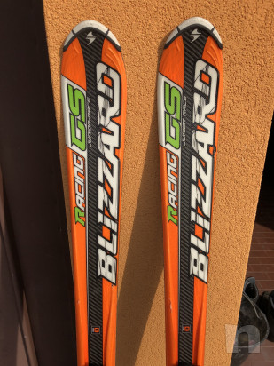 Sci Blizzard Racing GS 140 cm  foto-31080