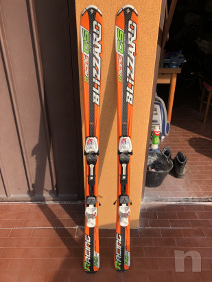 Sci Blizzard Racing GS 140 cm  foto-16334