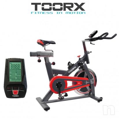 Spin Bike TOORX SRX-70 con ricevitore Polar foto-16344
