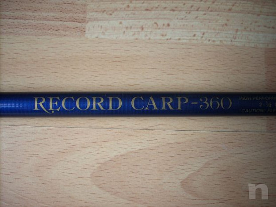 FLY Bolognese e MAVER Record Carp NUOVE foto-31194