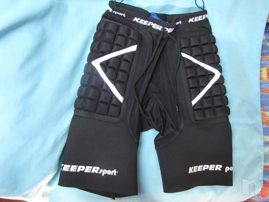 Pantaloncini da portiere di calcio foto-16424