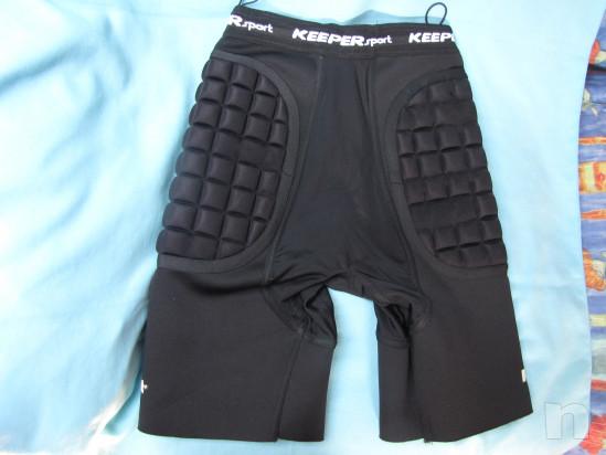Pantaloncini da portiere di calcio foto-31216