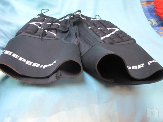 Pantaloncini da portiere di calcio foto-31217