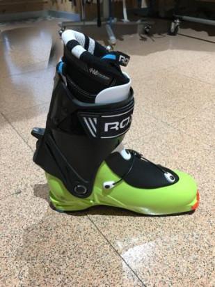 Scarponi sci alpinismo nuovi 2018/2019 ROXA foto-31233
