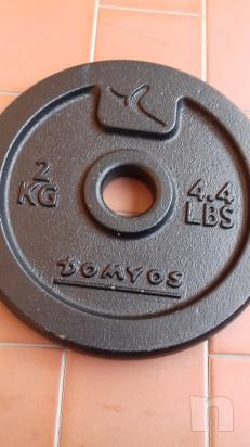 Dischi Domyos 2 kg foto-16477