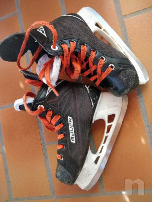 Pattini hockey ghiaccio bimbo foto-16482