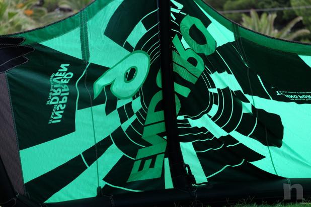 Kitesurf - Kite Ozone Enduro 9m foto-31356