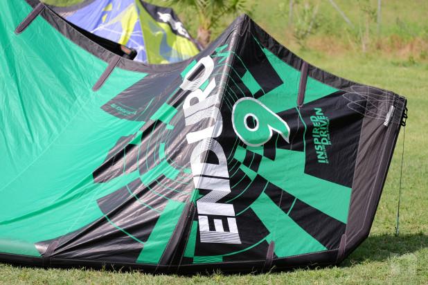 Kitesurf - Kite Ozone Enduro 9m foto-16496