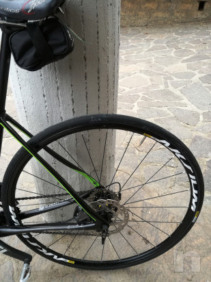 bici cannondale synapse aprile/2018 disc ultegra foto-31430