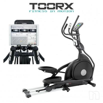 Ellittico TOORX ERX-700 HRC App Ready foto-16558