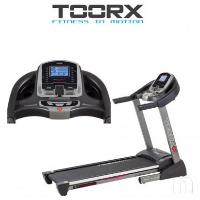 Tapis Roulant Toorx TRX-ENDURANCE HRC App Ready foto-16575