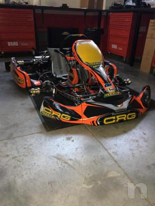 Ancora 11 Telai CRG-Modena Kart disponibili, Road Rebel 2018, KZ foto-16628