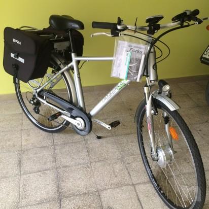 Bicicletta elettrica Bianchi foto-1668