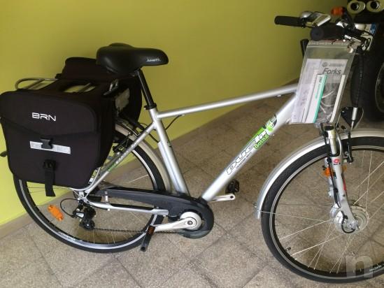 Bicicletta elettrica Bianchi foto-2651