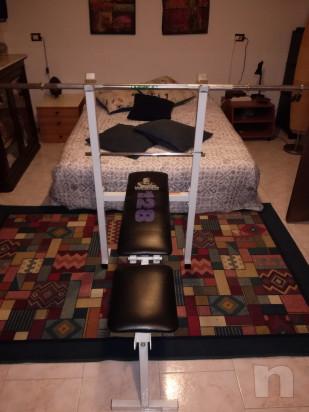 Attrezzatura per pesi, massa muscolare, addominali foto-31721