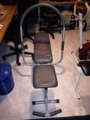 Attrezzatura per pesi, massa muscolare, addominali foto-31722