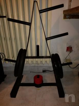 Attrezzatura per pesi, massa muscolare, addominali foto-16703