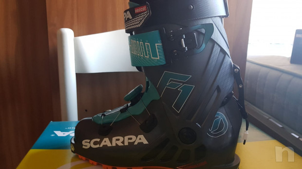 Scarpa f1 manual nuovi foto-16741
