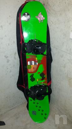 Snowboard burton easy livin 155 foto-16764