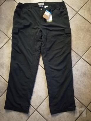 Pantaloni montagna Columbia switchback nuovi XL foto-16825
