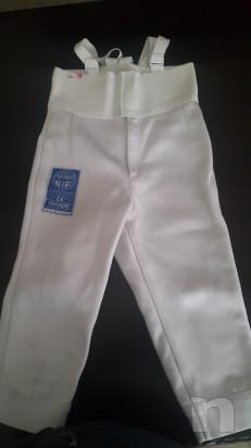 Vendo pantalone Negrini mancino taglia 40 800 nw foto-16841