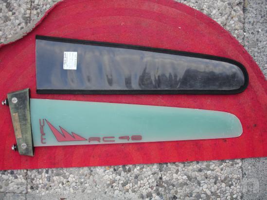 Pinna Windsurf Slalom da 48 cm. foto-16852