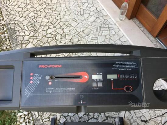 Tapis Roulant Proform 3.5 P elettrico foto-32098