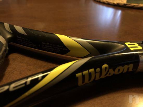 Wilson Pro Open 100 BLX foto-32102