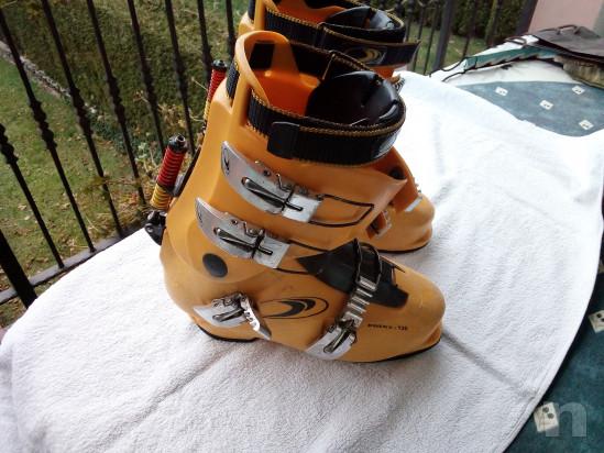 Scarponi Snowboard Hard Northwave Point 950 sizeB foto-32257