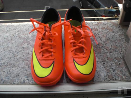 Scarpe x calcio a 5 o calcetto Nike Mercurial mis. 43 nuove di zecca !!!! foto-32284