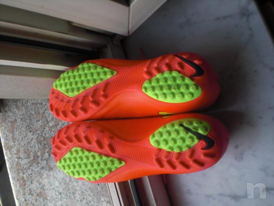 Scarpe x calcio a 5 o calcetto Nike Mercurial mis. 43 nuove di zecca !!!! foto-32287