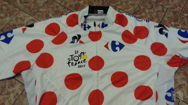 maglia ciclismo tour de france tg M foto-16971