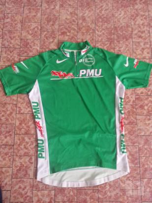 maglia ciclismo tour de france VERDE tg M foto-16973